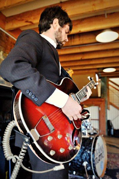 Lockie Ridge Wedding Guitarist